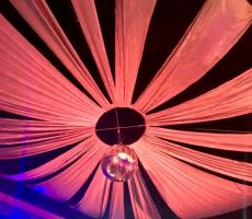 Disco Canopy