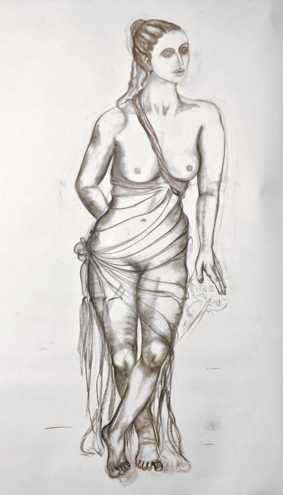 Flora Goddess Frontal