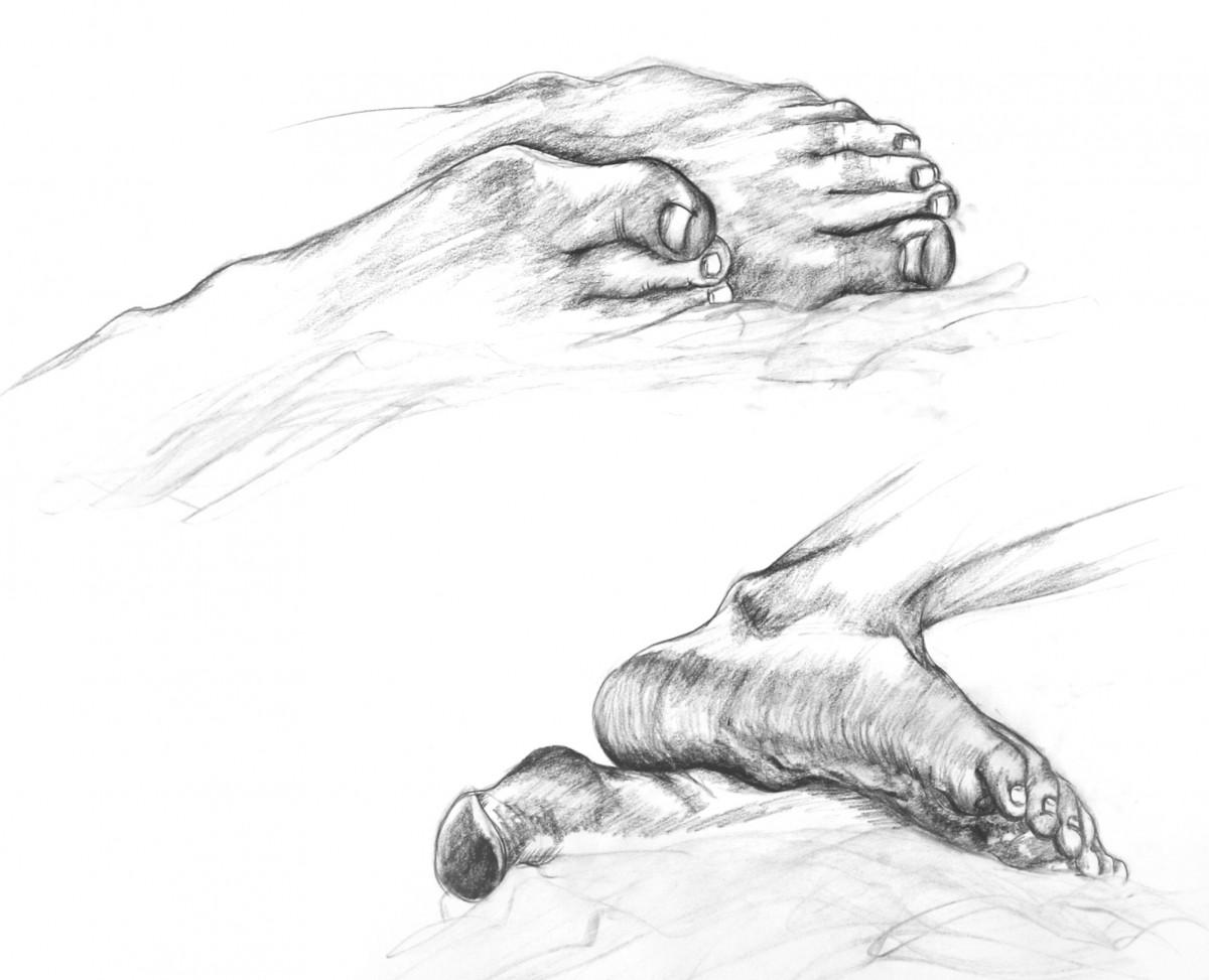 Foot Study, 2008