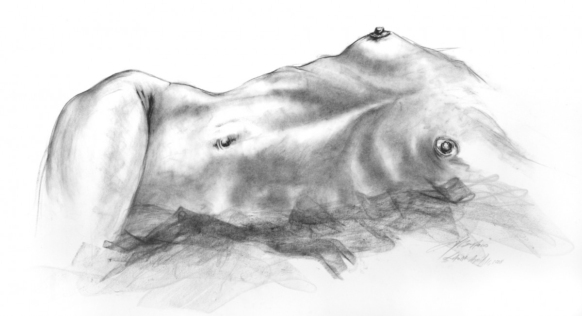 Female Nude, 2008