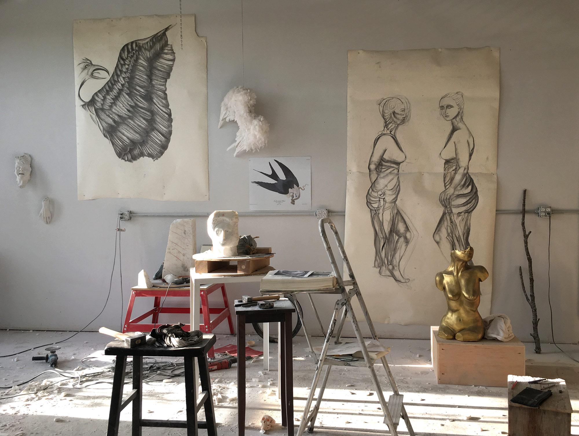 Jyl Bonaguro Art Studio