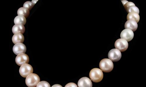 Jyl Bonaguro Pink Necklace Play