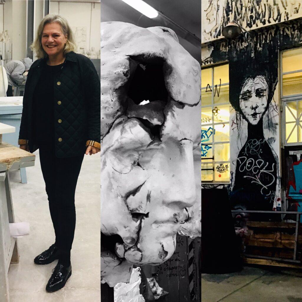 Afroditi Ziti School Fine Arts Athens Jyl Bonaguro