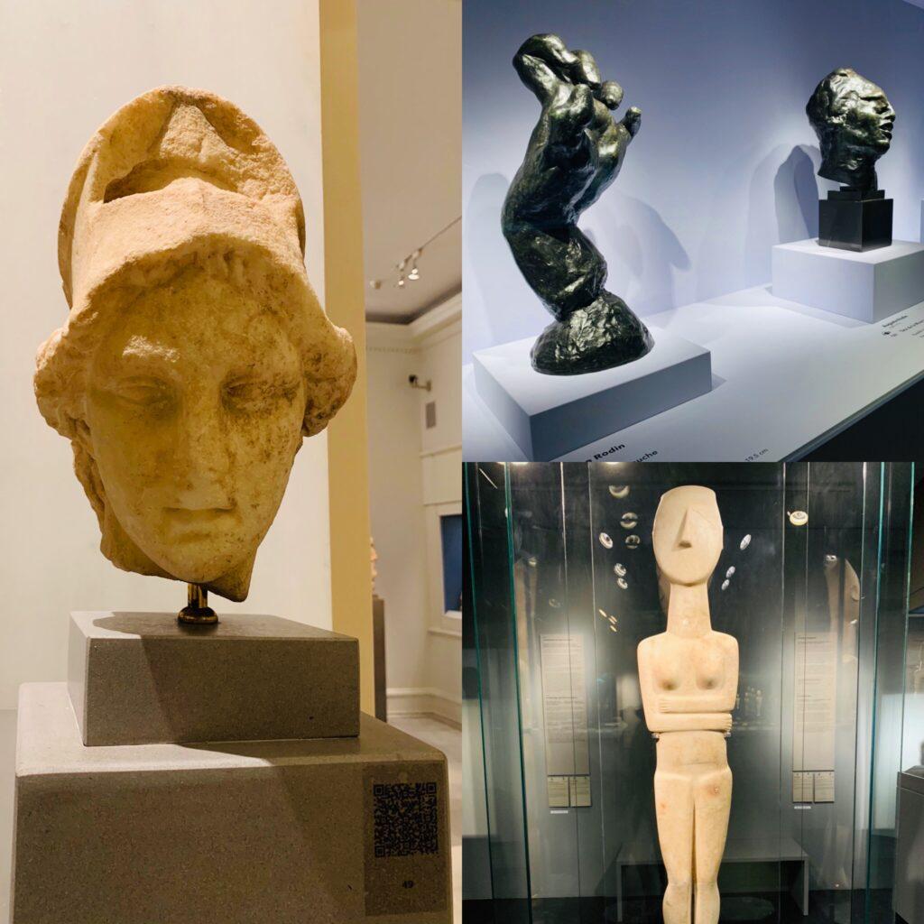 Athens Greece Artist Residency Jyl Bonaguro Athens Museums Benaki