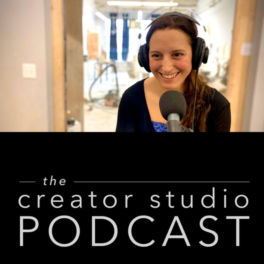 Athens Greece Artist Residency Athena Jyl Bonaguro Creator Studio Podcast