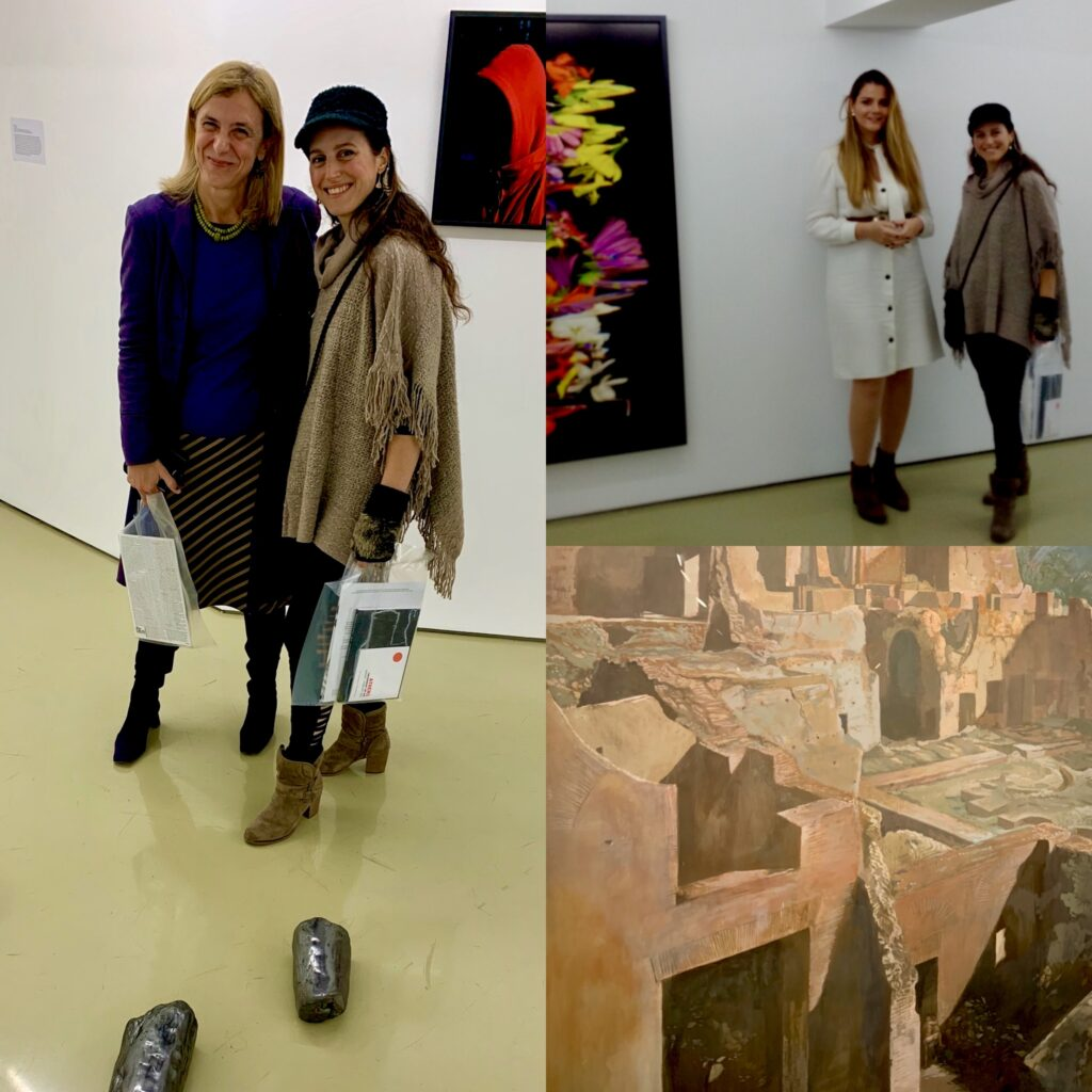 athens greece artist residency Jyl Bonaguro Elizabeth Plessa Art Openings