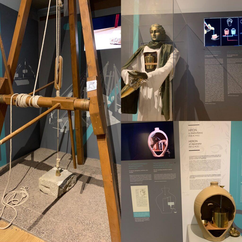 Museum Ancient Greek Technology Kotsanas Jyl Bonaguro