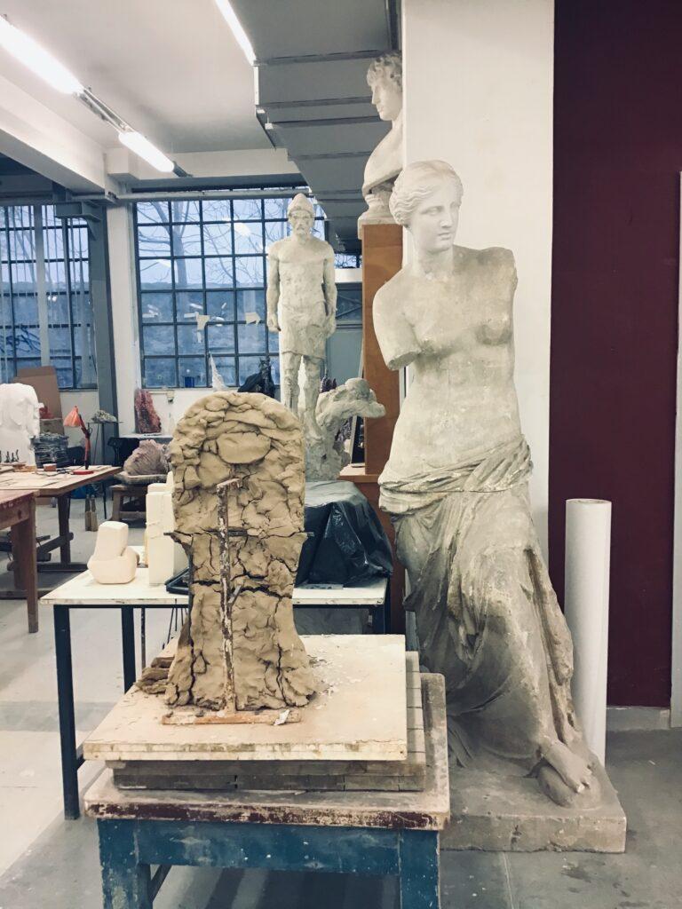 Venus School Fine Arts Athens Jyl Bonaguro
